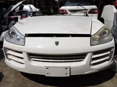 Porsche Cayenne 957 3.6 M55 Engine Geabox Parts