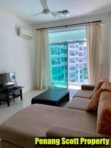 [BEST UNIT]The Oasis Gelugor For rent Pool view NB Tesco Penang Bridge