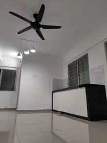 Taman Sri Idaman AYER ITAM 2-ROOMS CORNER RENOVATED 1 CAR PARK