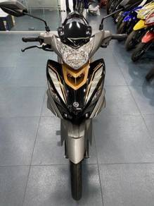 New Yamaha 135LC SE (Loan Senang Lulus)