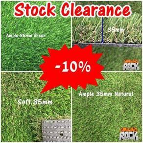 Artificial Grass / Rumput Tiruan Dis -10% 35mm 10