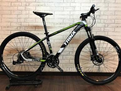 2018 TRINX B700 Mtb Bike 27SPD Basikal Bicycle