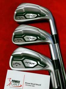 Golf SuperNice Callaway APEX16 Forged Iron Set