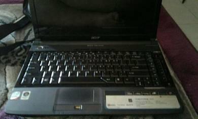 Laptop acer phaser