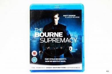 Original Bluray - BOURNE SUPREMACY [2004] Blu-ray