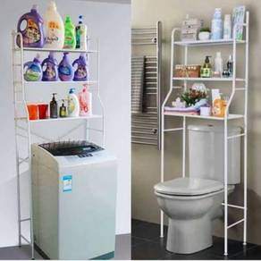 Multifunctional toilet rack