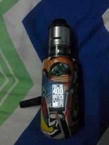 Vape Vaporstorm™ Puma + Demon Hunter RDTA