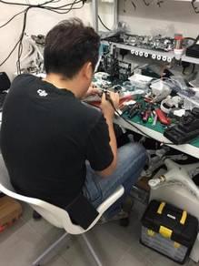 DJI Mavic Platinum Motor
