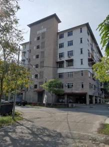 Apartment Cantik Tingkat 4 Blok Redang Kuala Terengganu