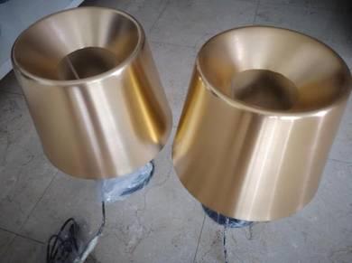 Brand New European Copper Brass Metal Lamp Lights