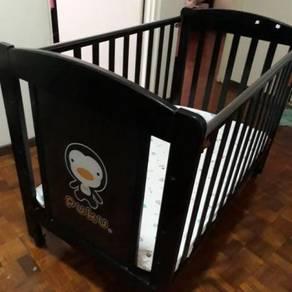 Puku Classic Baby Crib