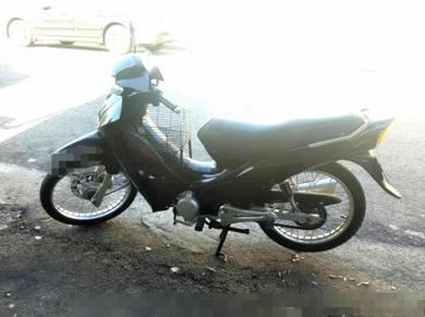 Ipoh.bike modenas kriss an110r year 1999 (111cc)