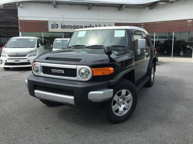 Recon Toyota FJ Cruiser for sale