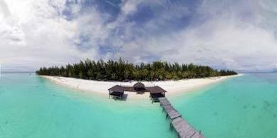 Sutera Mantanani Island Resort & SPA(Kota Belud)