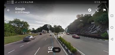 Facing Main Road Cormmercial Bukit Baru Land Ayer Keroh