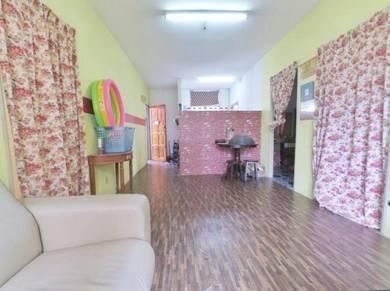 LOW DEPOSIT Rista Villa Apartment Putra Perdana Puchong