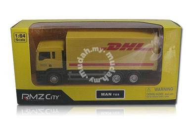 1:64 Truck DHL National Courier (Man Tgs)