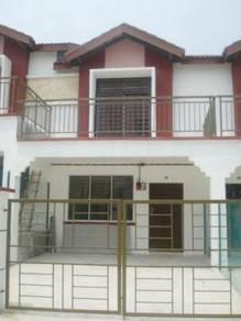 Jalan Merpati Taman Scientex Pasir Gudang FULL LOAN Unit 100% 1st Home
