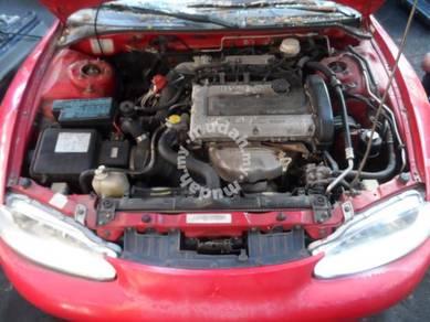 Half Cut Mitsubishi Eclipse 4G63-T AT Perdana 2.0L