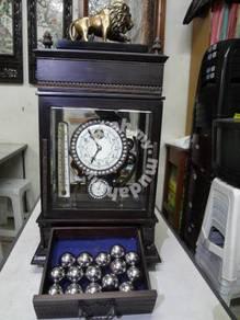 Shanghai France Settlement Ball Bearing Clock
