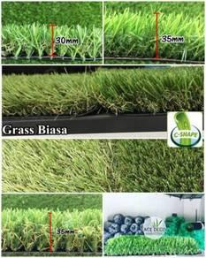 Artificial Grass / Rumput Tiruan Serat C-Shape 33