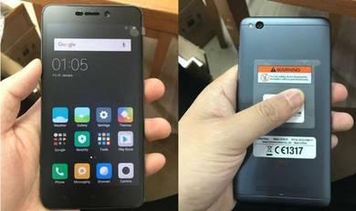 Xiaomi redmi 4a black