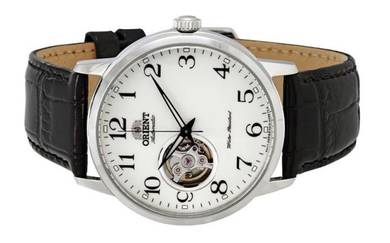 Orient Men Mechanical Leather Watch RA-AG0010S