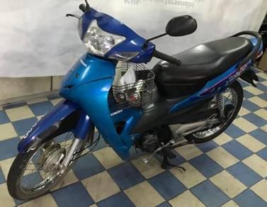 Honda anf100dr6 wave 100 (kick)