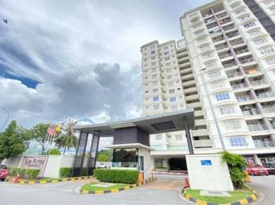 Suri Puteri Service Apartment Seksyen 20 Shah Alam [Rumah Cantik]