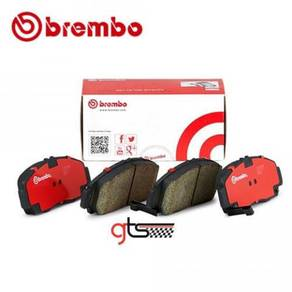 Brembo VW Jetta / Passat / CC Rear Brake Pad
