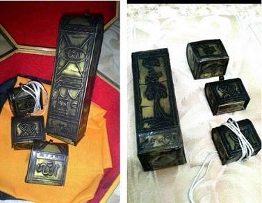 Quran Antik Berusia 119 Tahun Dengan Kotak Tembaga