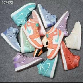 Nike shoes Air Jordan 1 High AJ1 kasut nike