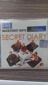 Backstreet Boys Secret Diary VCD