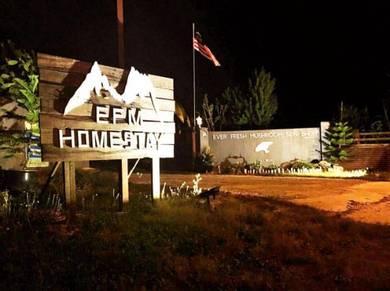 EFM Homestay,Dewan dan 12 Rumah penginapan