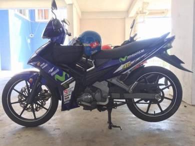 2015 Yamaha 135lc V1