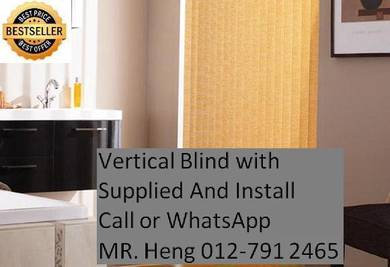 Elite Vertical Blind - With Install r6r87