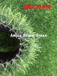 Artificial Grass / Rumput Tiruan 35mm Green 129