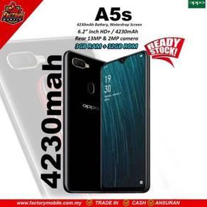 New Oppo A5S [3 32GB]   freeGift RM1000