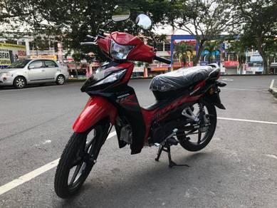 2019 Honda Aplha 110