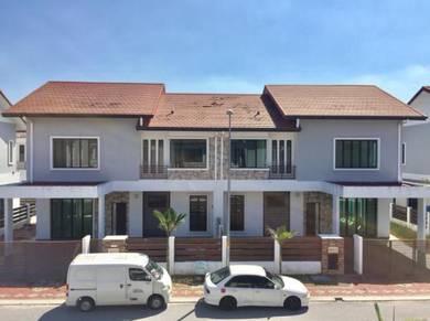 Double Storey Semi D, Legasi 2, Kota Bayuemas, Klang