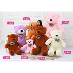 1.2m Teddy bear / patung beruang 10