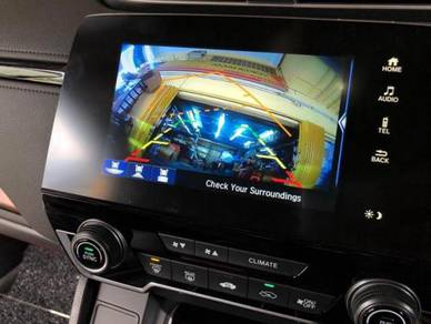 Honda CRV Civic City BRV Kamera Front Camera Cam