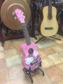 Ukulele Hello Kitty (Sanrio)