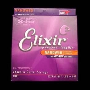 Elixir Acoustic Guitar String