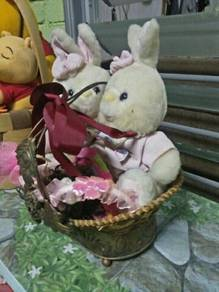 Hamper soft toys