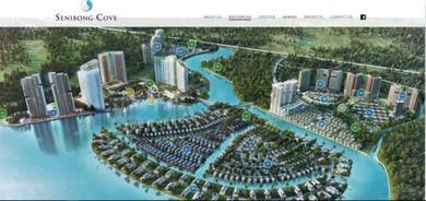 4.2 acres , Senibong Cove mixed Development , Masai , JOhor