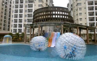 Melaka bayou lagoon hotel reaort 2 room apartment