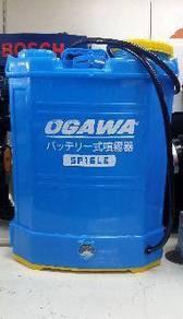 Ogawa knapsack battery sprayer model : sp16le