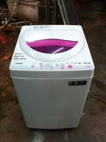 Toshiba 6.5 kg fully automatic washing machine