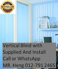 BestSeller Vertical Blind - With Install g7g9